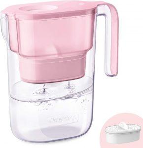 Carafe filtrante Waterdrop